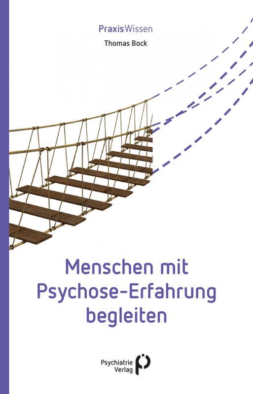 Cover-Bild Menschen mit Psychose-Erfahrung begleiten