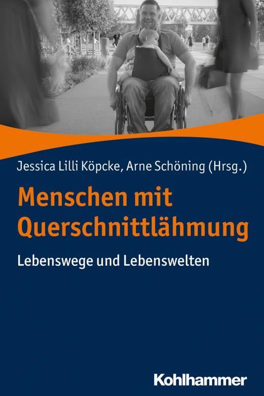 Cover-Bild Menschen mit Querschnittlähmung