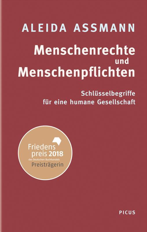 Cover-Bild Menschenrechte und Menschenpflichten