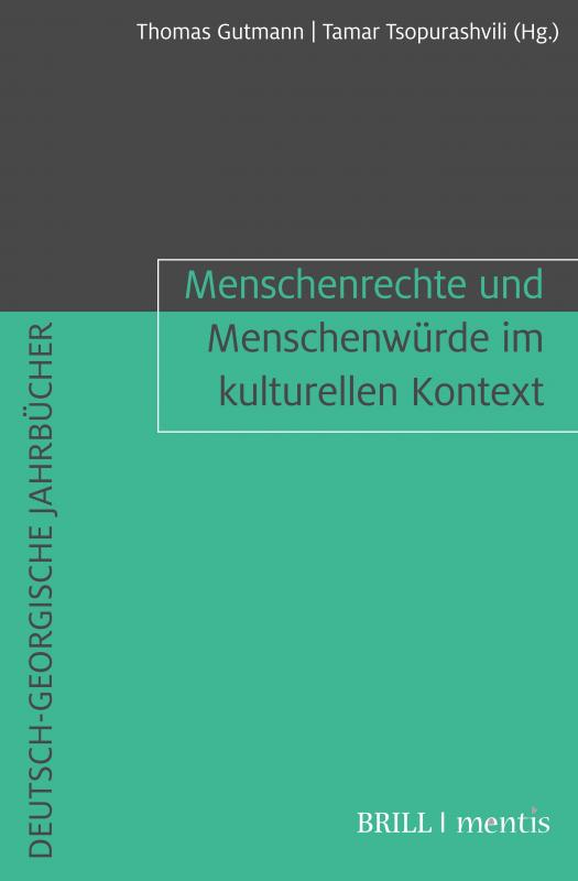 Cover-Bild Menschenrechte und Menschenwürde im kulturellen Kontext