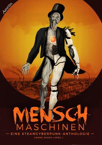 Cover-Bild Menschmaschinen