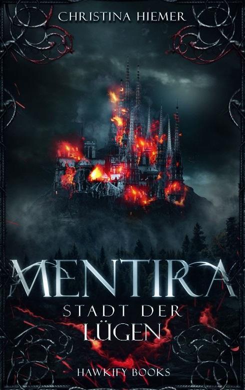 Cover-Bild Mentira - Stadt der Lügen