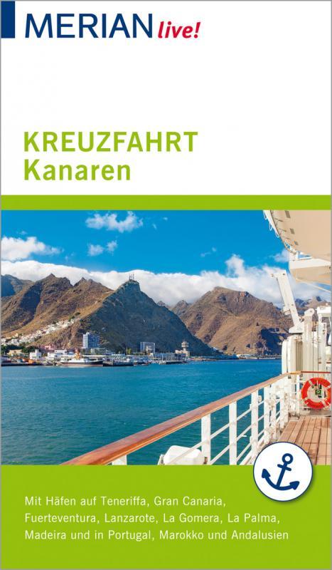 Cover-Bild MERIAN live! Reiseführer Kreuzfahrt Kanaren