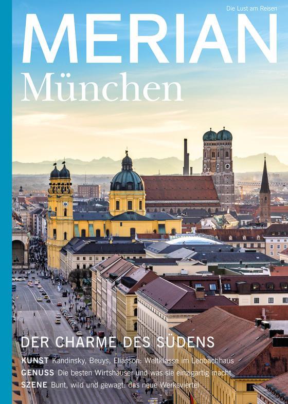 Cover-Bild MERIAN München 04/20