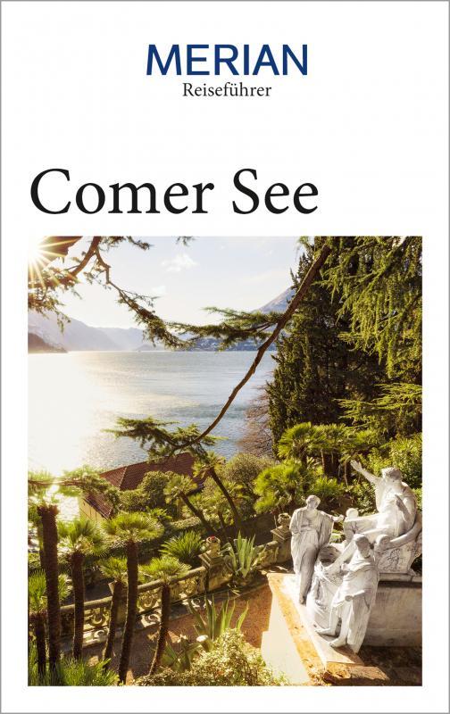 Cover-Bild MERIAN Reiseführer Comer See