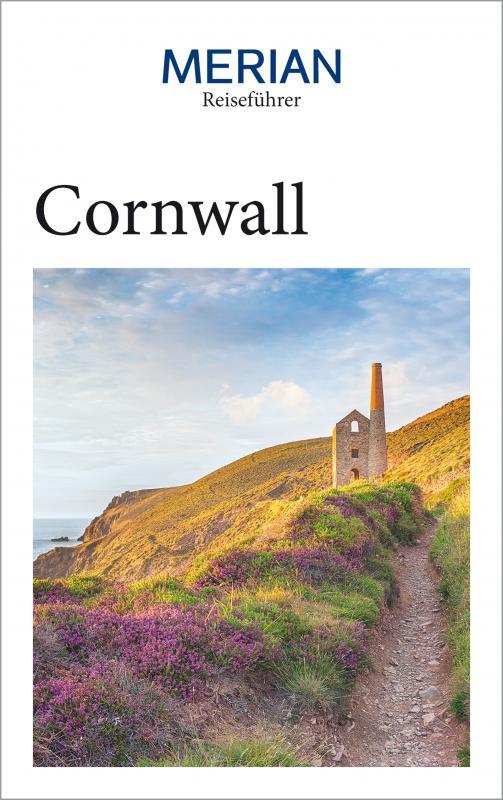 Cover-Bild MERIAN Reiseführer Cornwall