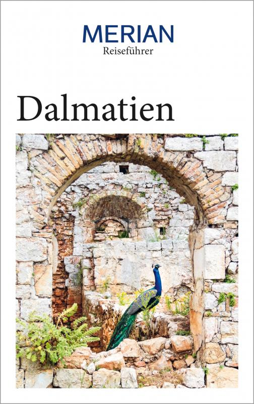 Cover-Bild MERIAN Reiseführer Dalmatien