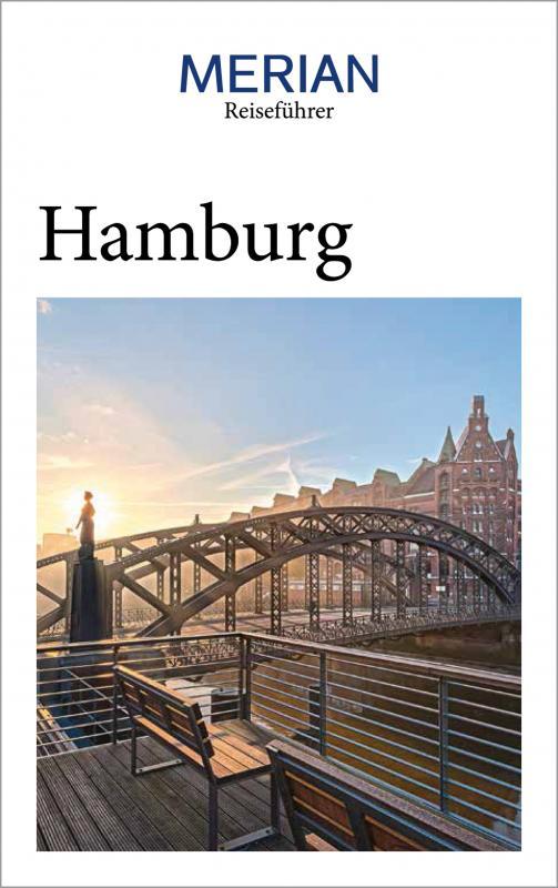 Cover-Bild MERIAN Reiseführer Hamburg