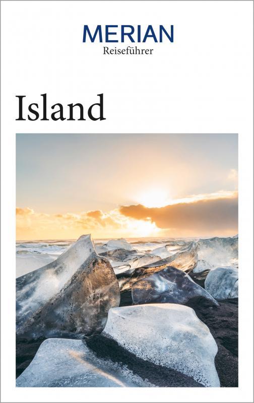 Cover-Bild MERIAN Reiseführer Island
