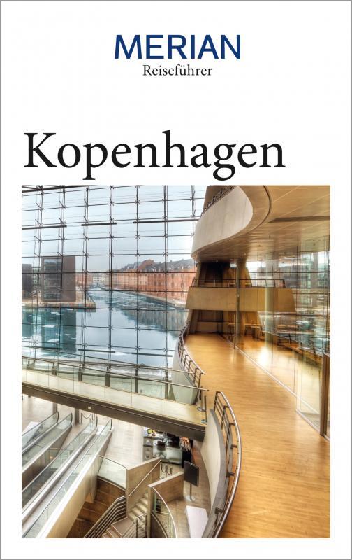 Cover-Bild MERIAN Reiseführer Kopenhagen