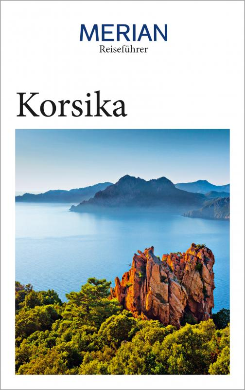 Cover-Bild MERIAN Reiseführer Korsika