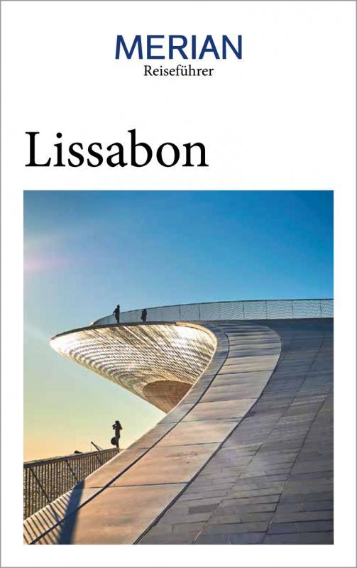 Cover-Bild MERIAN Reiseführer Lissabon