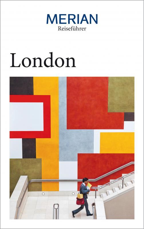 Cover-Bild MERIAN Reiseführer London