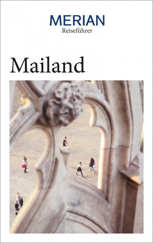 Cover-Bild MERIAN Reiseführer Mailand