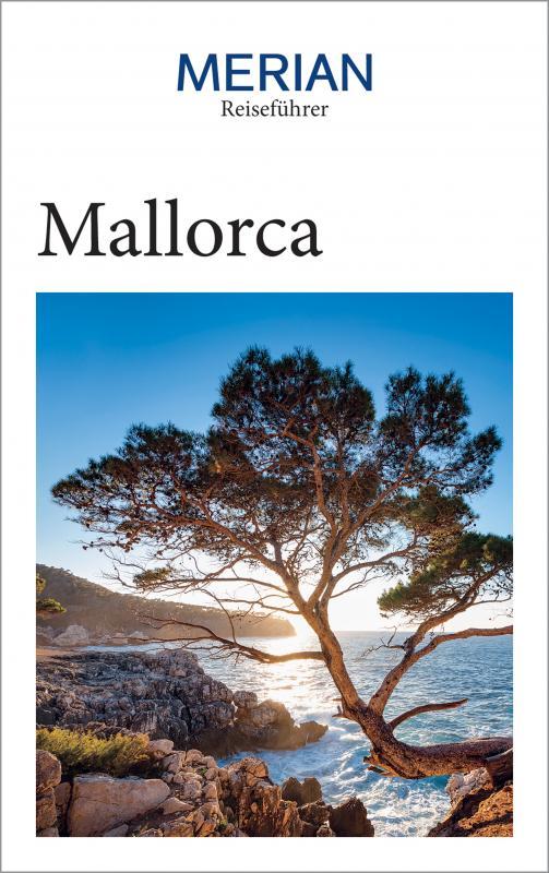 Cover-Bild MERIAN Reiseführer Mallorca