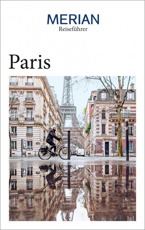 Cover-Bild MERIAN Reiseführer Paris