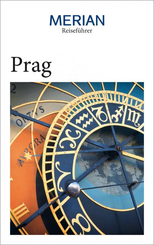 Cover-Bild MERIAN Reiseführer Prag