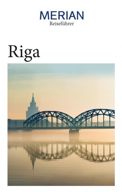 Cover-Bild MERIAN Reiseführer Riga