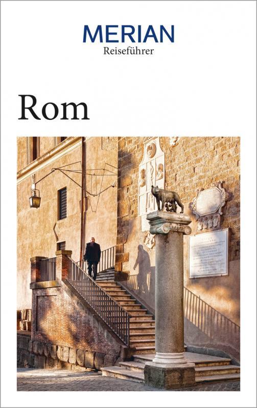 Cover-Bild MERIAN Reiseführer Rom