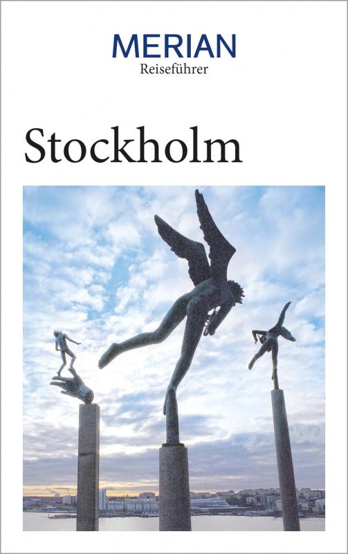 Cover-Bild MERIAN Reiseführer Stockholm
