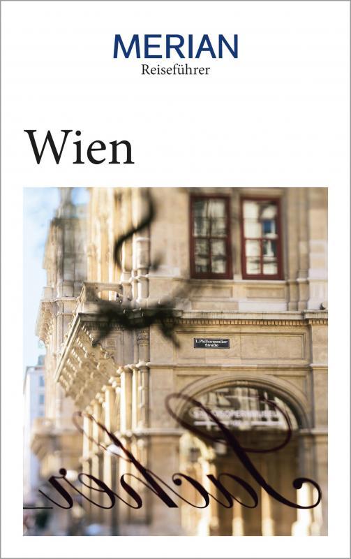 Cover-Bild MERIAN Reiseführer Wien