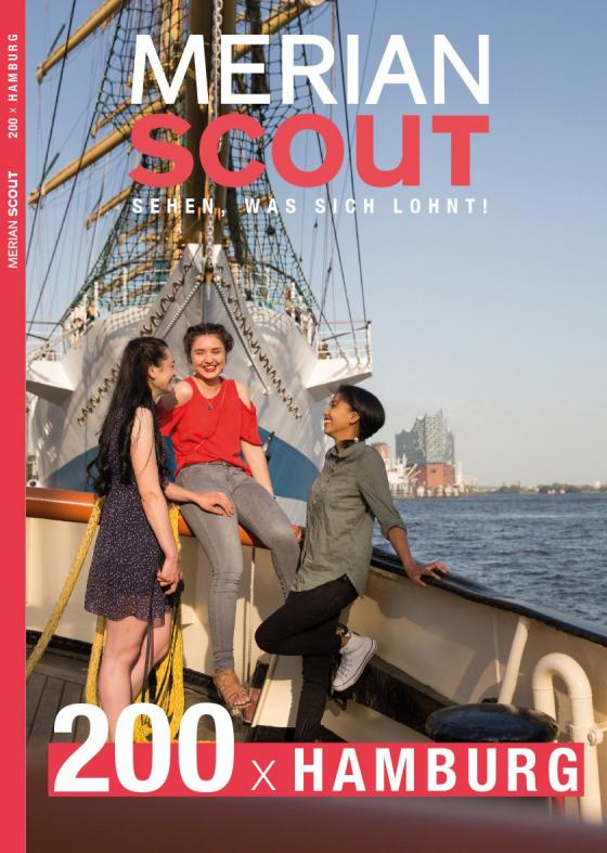 Cover-Bild MERIAN Scout Hamburg
