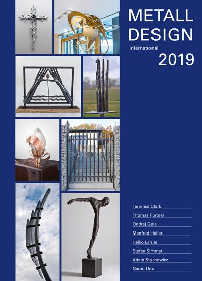 Cover-Bild MetallDesign international. Hephaistos-Jahrbuch / Metalldesign international 2019