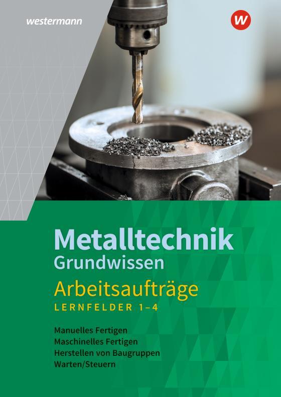 Cover-Bild Metalltechnik Grundwissen