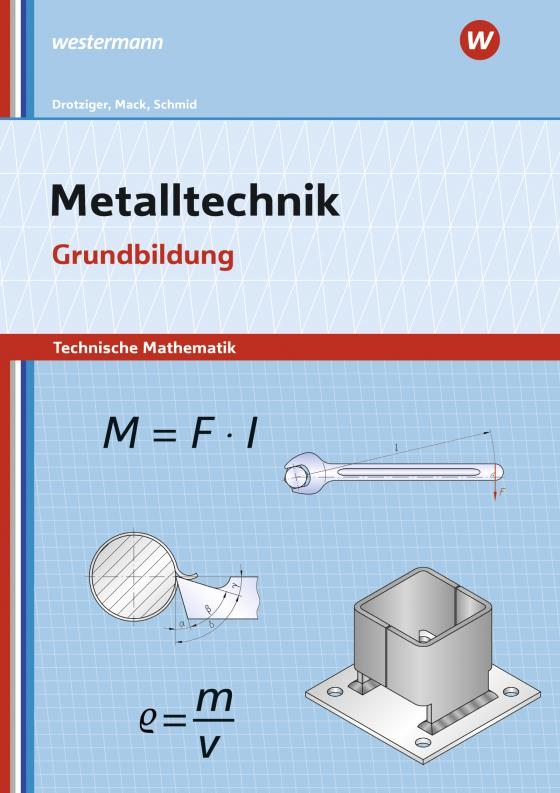 Cover-Bild Metalltechnik / Metalltechnik - Technische Mathematik