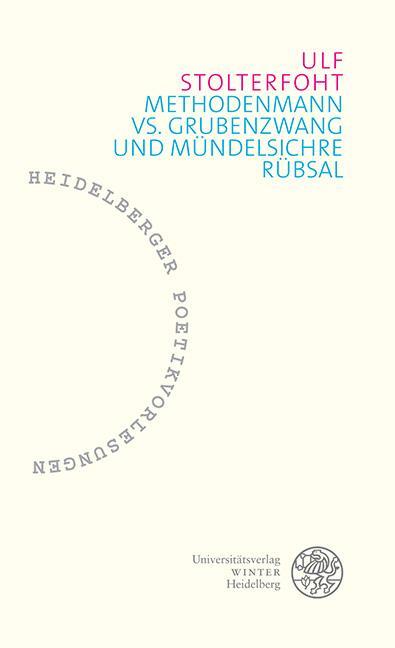 Cover-Bild Methodenmann vs. Grubenzwang und mündelsichre Rübsal