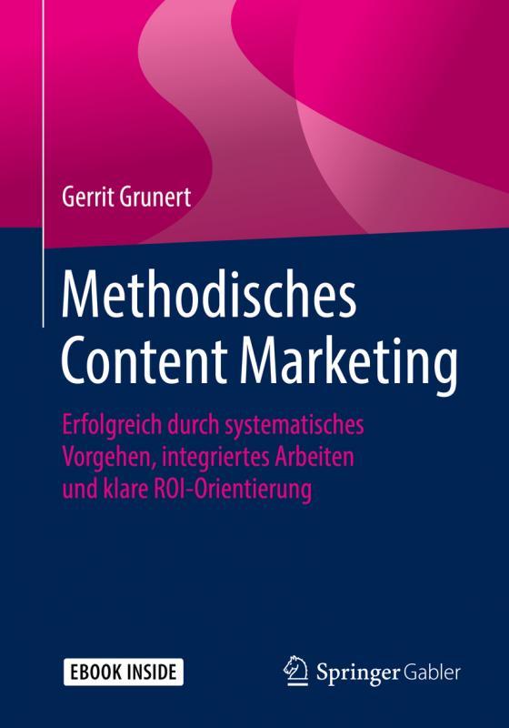Cover-Bild Methodisches Content Marketing