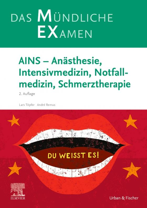 Cover-Bild MEX Das Mündliche Examen - AINS