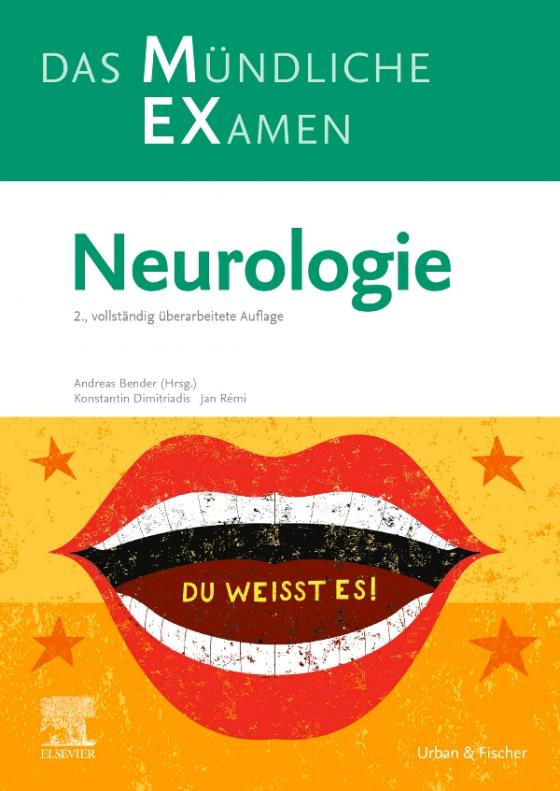 Cover-Bild MEX Das Mündliche Examen - Neurologie