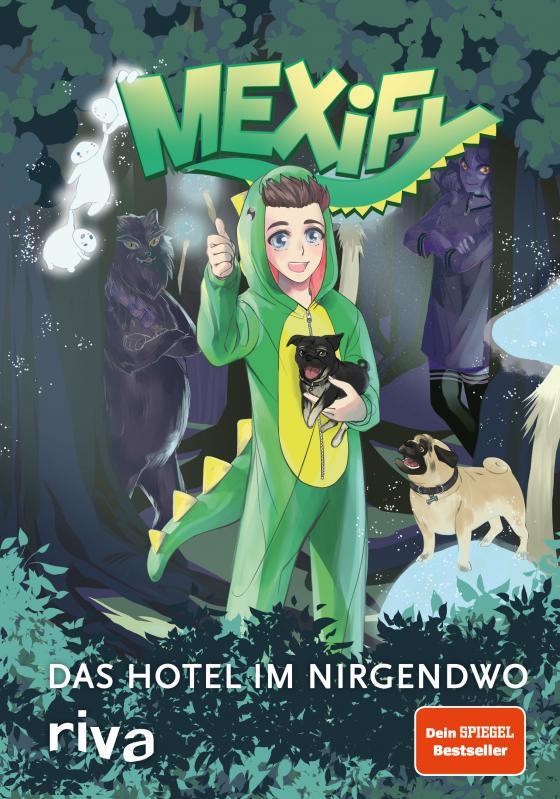 Cover-Bild Mexify – Das Hotel im Nirgendwo