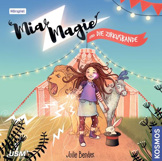 Cover-Bild Mia Magie Folge 1: und die Zirkusbande
