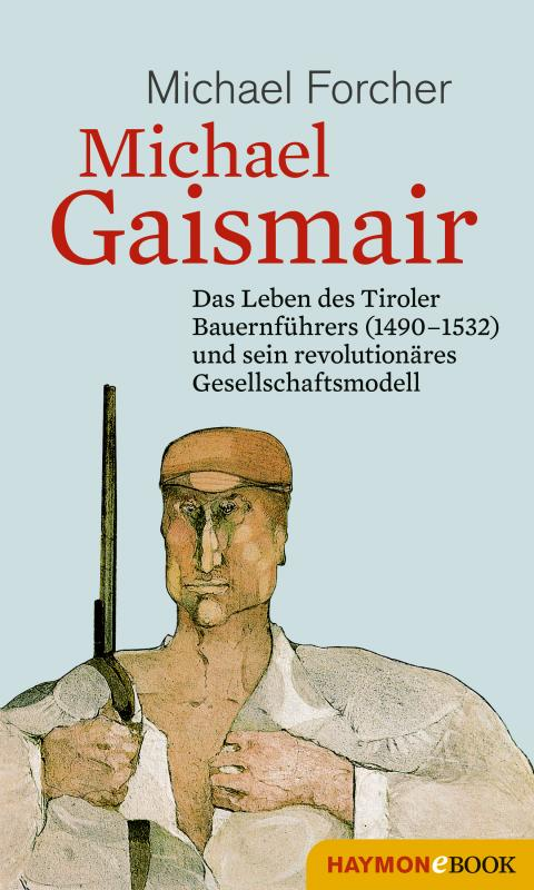 Cover-Bild Michael Gaismair