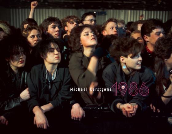 Cover-Bild Michael Kerstgens, 1986