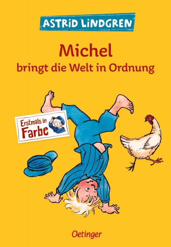 Cover-Bild Michel bringt die Welt in Ordnung