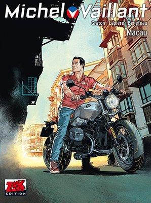 Cover-Bild Michel Vaillant 2. Staffel Band 7