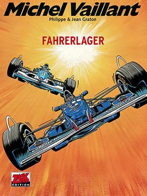 Cover-Bild Michel Vaillant Band 58