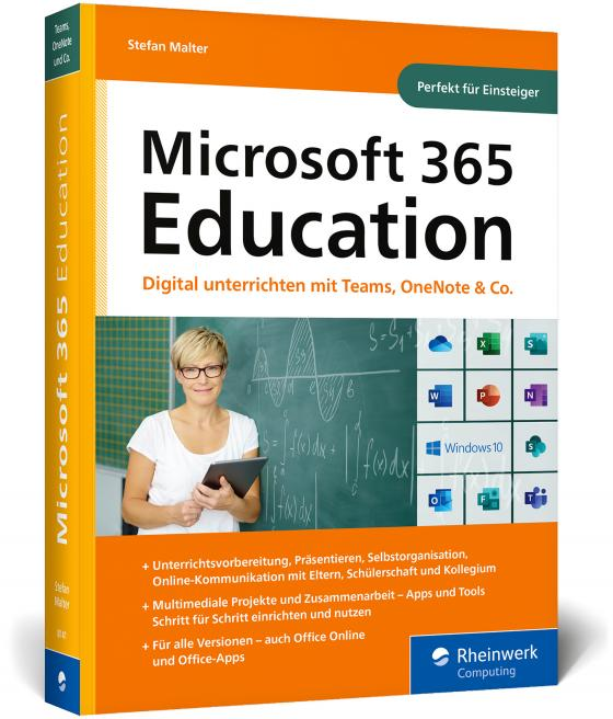 Cover-Bild Microsoft 365 Education