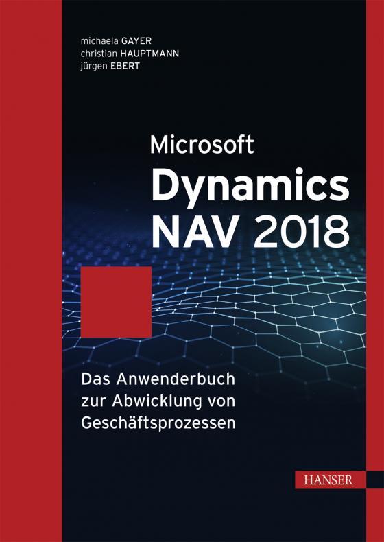 Cover-Bild Microsoft Dynamics NAV 2018 - Grundlagen