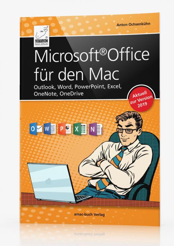Cover-Bild Microsoft Office für den Mac - aktuell zur Version 2019