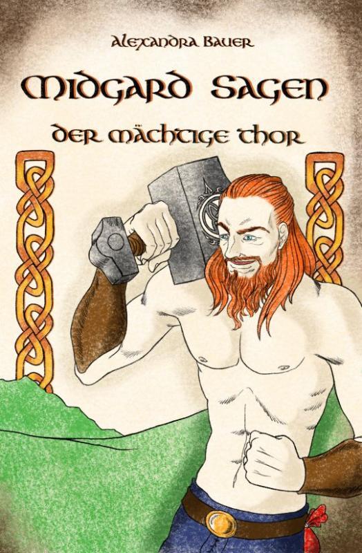 Cover-Bild Midgard Sagen