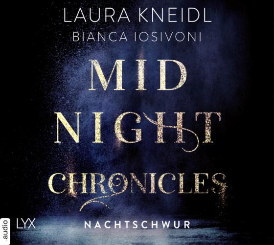 Cover-Bild Midnight Chronicles - Nachtschwur