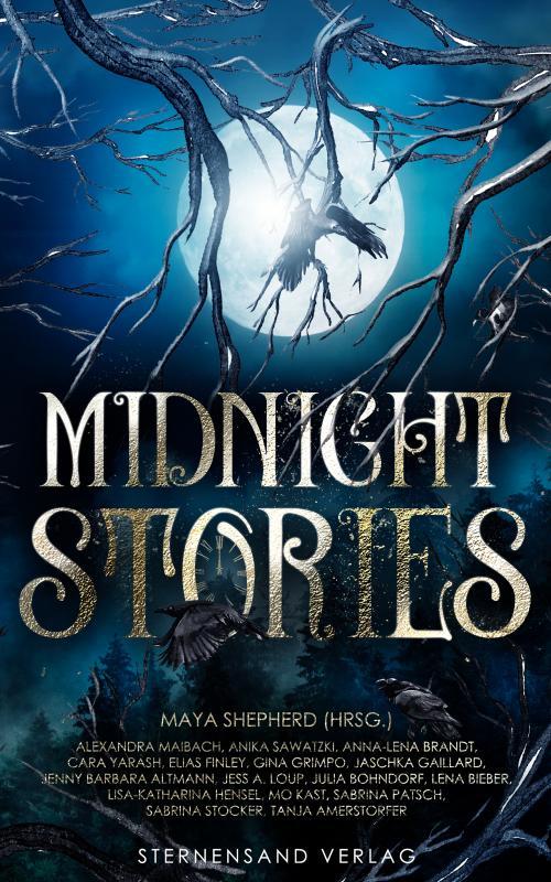 Cover-Bild Midnight Stories (Anthologie)