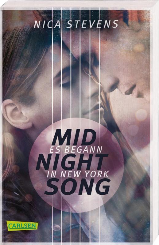 Cover-Bild Midnightsong. Es begann in New York