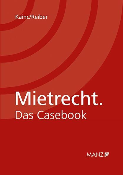 Cover-Bild Mietrecht. Das Casebook
