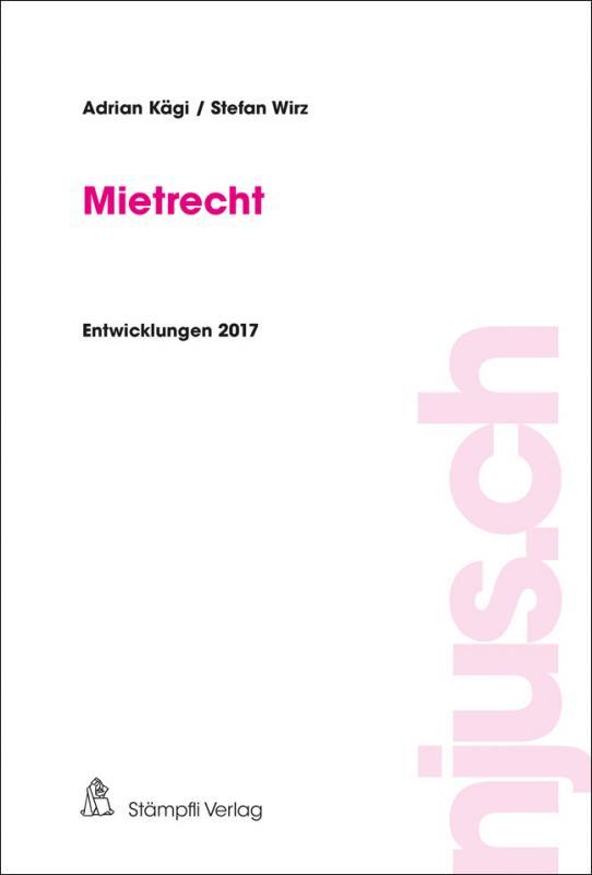 Cover-Bild Mietrecht