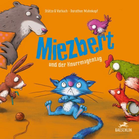 Cover-Bild Miezbert